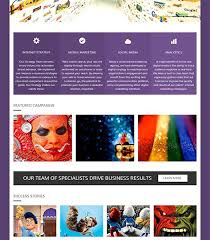 Business Portfolio Template Free Html5 Responsive Business Portfolio Template Best 4