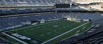 New York Jets Seating Chart Metlife Stadium Nfl New York Giants New York Jets