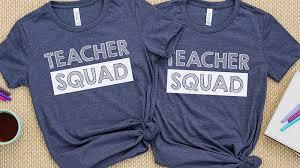 best teacher t shirts on