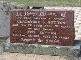 Effie Sutton (Moxey) (1892 - 1978) - Genealogy