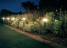 Designer Garden Lights