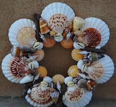 DIY Seashell CenterpiecesSeashell Home Decor