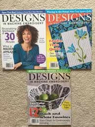 Designs By April Etsy Designs In Machine Embroidery Magazines Mar Apr May Jun Jul Aug 2016 Issues