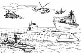 Small Picture Get This Military Battleship Army Coloring Pages 348ad