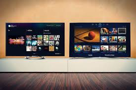 Samsung Tv Comparison Chart 2018 Pdf Sony Vs Samsung Whose Tv Belongs In Your Living Room