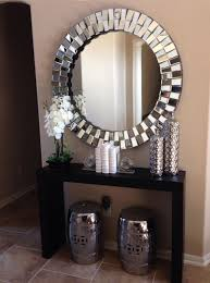 Elegant wall mirrors Swirl Wall Round Orative Wall Mirrors Ideas Small Bathroom Etched Mirror Dressing Square Cheval Extra Large Fra Less Silver Vanity Venetian Floor Length Elegant Black Lightbulbbooks Round Orative Wall Mirrors Ideas Small Bathroom Etched Mirror