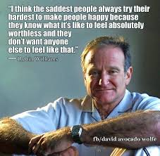 Robin Williams Quote Unique Almost Brought A Tear To My Eye Reading This Robin Williams Quote