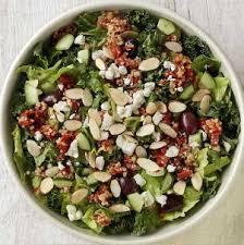 panera asian chicken salad. Wonderful Asian Modern Greek Salad With Quinoa Throughout Panera Asian Chicken A