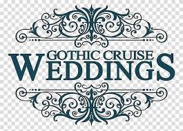 Wedding Title Gothic Cruise Weddings Illustration Wedding Ring Marriage