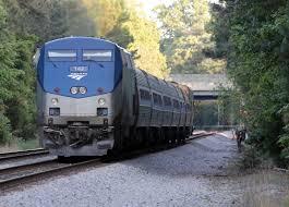 Teen girls struck amtrak train