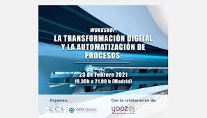 ICADE Asociación - Workshop en vivo