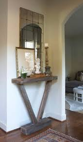 cheap entryway tables. Small-entryway TableAn Easy DIY. Interesting Idea. Maybe Time Cheap Entryway Tables E