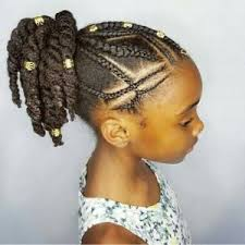 Coiffuretressesnattes Pour Enfant Afro Afrodelicious