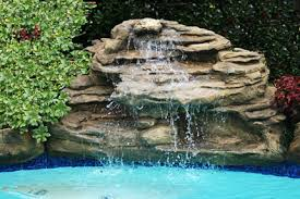 inground pools with waterfalls. Inground Pools With Waterfalls N
