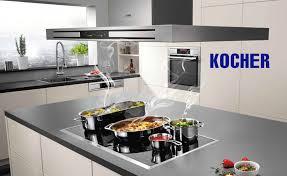 Bếp từ Đức KOCHER - Thanh Hóa