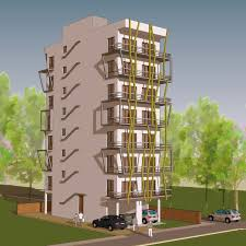 apartment building design. Plain Design Apartment Building Design  3003 Inside I