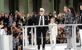 Chanel goes to outer <b>space</b> at Paris <b>Fashion</b> Week