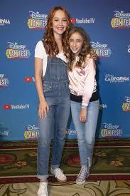 Sadie Stanley Attends 2019 Disney Channel Fan Fest in Anaheim 04/27/2019-4  – LACELEBS.CO