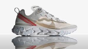 Nike Shoe Design Process Rudimentary Process Sophisticated Result The Nike React