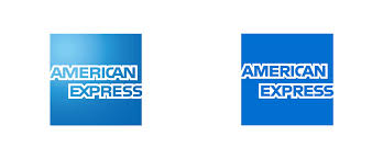 American Express Card Comparison Chart Brand New New Logo And Identity For American Express By