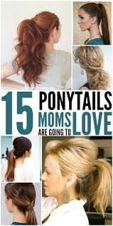 Very Easy Cute Hairstyles 25 Best Easy Mom Hairstyles Ideas On Pinterest Quick Hair