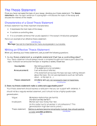 thesis statement template card authorization  5 thesis statement template