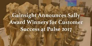 gainsight announces sally award winners for customer success at pulse 2017 image