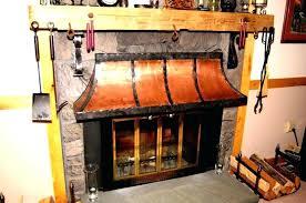 fireplace hood custom made fireplace hood fireplace hood for gas logs