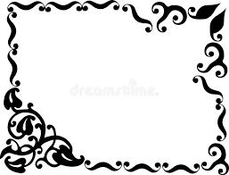 simple frame design. Plain Frame Download Simple Design With Black Frame Stock Vector  Illustration Of  Part Plant 14832515 In E