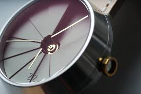 22 Design Studio 4th Dimension Clock The New 4th Dimension Concrete Watch By 22 Design Studio
