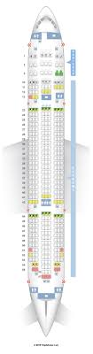 Boeing Dreamliner Seating Chart Air Canada Seat Maps 787