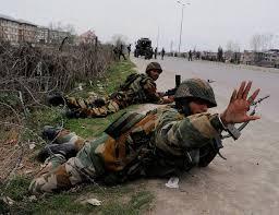 Image result for attack image in kashmir