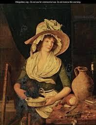 a kitchen maid henry robert morland 30 november