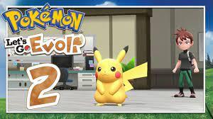 Pokémon Let's Go Evoli 🌍 2 – Mein erster Pokémon-Kampf!