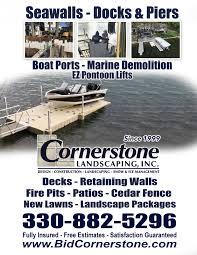 Cornerstone Landscape And Design Cornerstone Landscaping Inc Seawalls Docks Piers