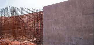 poured concrete wall cost