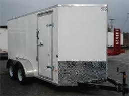 horton hauler equipment for 28 listings page 1 of 2 2016 horton hauler 6 x 12 v nose tandem axle enclosed trailer ramseur nc
