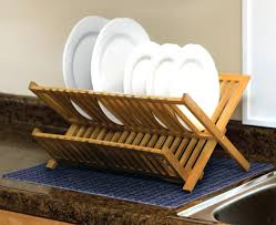fullsize of fascinating wooden dish rack target australia drainer nz wall mounted drying wooden dish rack