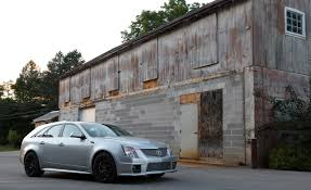 2011 Cadillac CTS-V Wagon Long-Term Test | Review | Car and Driver