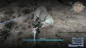 final fantasy 15 hunts of the leide region hunt tipster locations usgamer