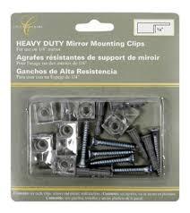 mainstays heavy duty mirror mounting