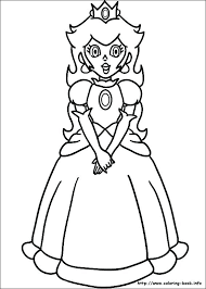 Coloring Pages Mario Mario And Luigi Coloring Page Onlineqicy Info