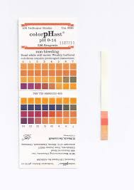 Antifreeze Color Chart Model T Ford Forum Testing Ph In Coolant With Ph Testing Strips