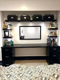 file cabinet desk diy classic diy corner desk with file cabinets togootech