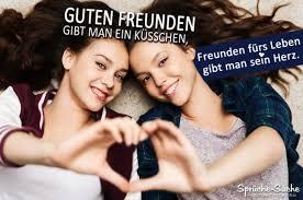 Freunden Fürs Leben Gibt Man Sein Herz Schöne Freundschaftssprüche