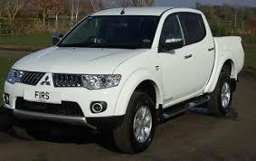 Nathaniel Cars :: Just How Big is the L200 Mitsubishi Pickup Truck?