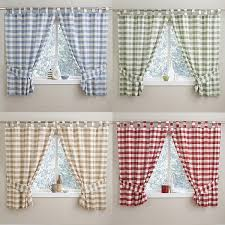 tab top kitchen curtains photo 2