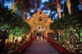 The Festival of Lights at Riverside's Mission Inn and Spa - MomsLA