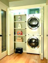 able stackable washer dryer dimensions