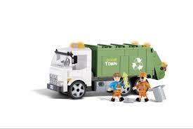 <b>Конструктор COBI</b> Грузовик-мусоровоз COBI-1780 | Купить в ...